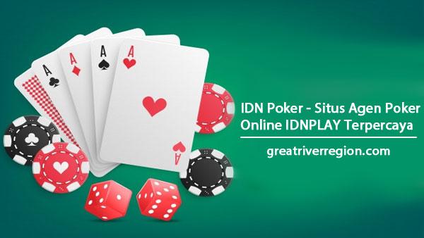 IDN Poker – Situs Agen Poker Online IDNPLAY Terpercaya